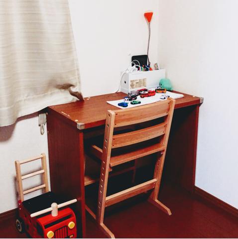 201906 mydesk - 子供の机&椅子の選び方。勉強好きになった我が家の方法