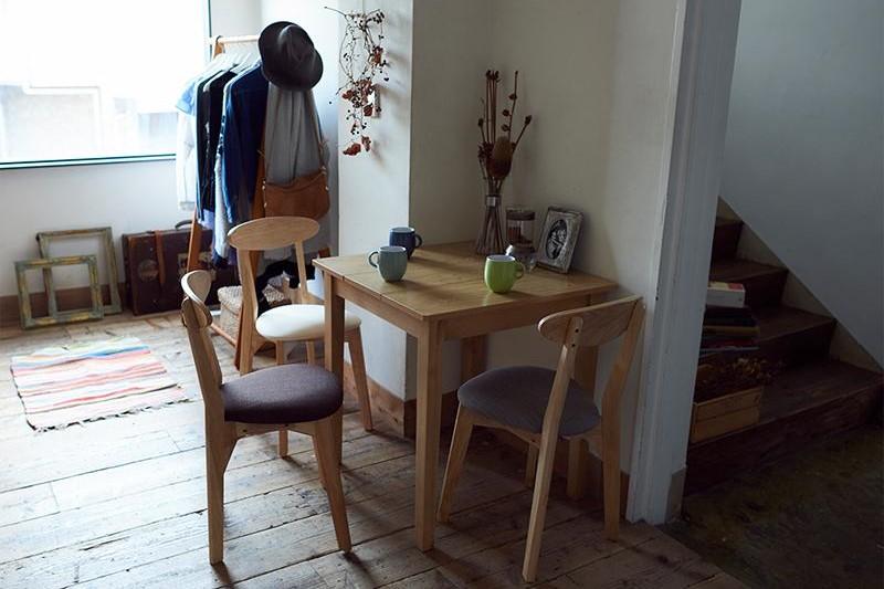 hutarigurashi - ついに同居生活スタート!選択すべきダイニングテーブルのサイズとは