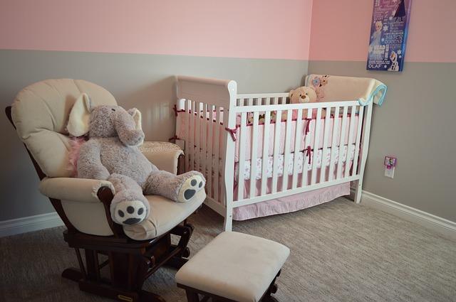 nursery 1078923 640 - ベビーベッドは必要?私が子育ての過程・失敗から学んだおすすめの使い方をご紹介!