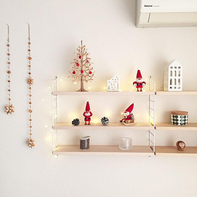 room 1204 05 - 子供に安全&おしゃれなクリスマスのインテリアは?おすすめの飾り付けってどんなもの?