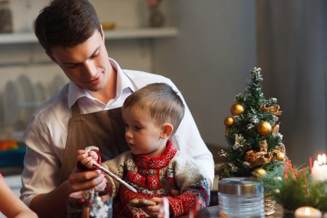 xmas kazari - 子供に安全&おしゃれなクリスマスのインテリアは?おすすめの飾り付けってどんなもの?