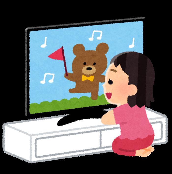 tv girl chikaku - 子供&幼児向け【人気映画&アニメランキング】動画配信サービスおすすめ5選比較!