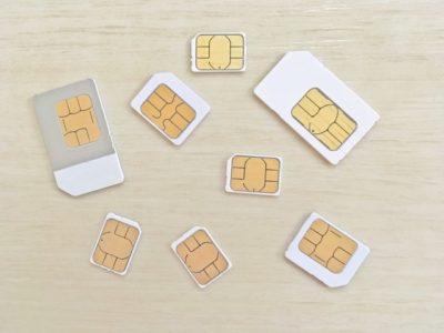 sim 400x300 - 【おすすめ格安SIM5選】本当に安い?通信速度・品質は? 在宅時代の家計節約・強い味方!