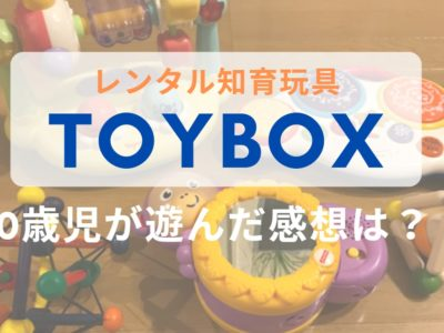2020 07 05 14h29 50 400x300 - 【興味津々っ!】TOYBOXを使った感想(0歳・赤ちゃん)おもちゃレンタル・サブスク実際どうなの?