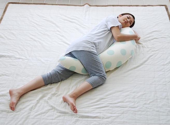 2020 07 31 16h15 39 - 妊娠したら抱き枕は必須!?【サシデシカ妊婦用枕レビュー】おすすめポイント
